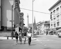 Downtown Baltimore, 1962 Juergen/Timeline Images