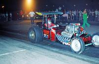 Drag Race in Tucson, Arizona, USA, 1973 Raigro/Timeline Images