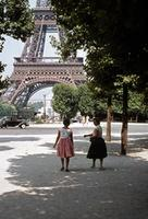 Eiffelturm in Paris, 1959 Anheas/Timeline Images