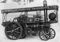 Electric Amusement Tractor, 1930 Timeline Classics/Timeline Images