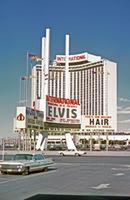 Elvis im Hotel International Raigro/Timeline Images