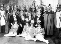 Fasching, 1909 Timeline Classics/Timeline Images