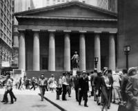 Federal Hall in der Wall Street, 1931 Timeline Classics/Timeline Images