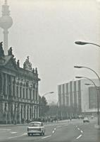 Fernsehturm in Ost-Berlin, 1978 panormo/Timeline Images