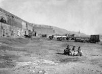Festung in Marrakesch, 1911 Timeline Classics/Timeline Images