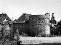 Festungsmauer in Bad Bergzabern, 1943 Timeline Classics/Timeline Images