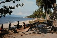 Fischerboote in Penang, 1978 Czychowski/Timeline Images
