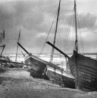 Fischerboote in Samland, 1924 Timeline Classics/Timeline Images