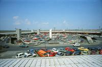 Flughafen Tegel, 1993 Winter/Timeline Images