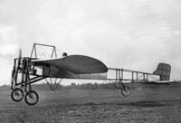 Flugzeug vom Typ Blériot XI in England, 1909 Timeline Classics/Timeline Images