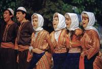 Folklore-Veranstaltung in Istanbul, 1986 Raigro/Timeline Images