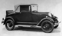 Ford A Sport Coupe, 1927 Timeline Classics/Timeline Images