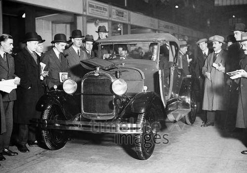 Ford Zweisitzer, 1927 Timeline Classics/Timeline Images