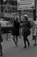Frauen in London, 1970er Jahre kurka/Timeline Images