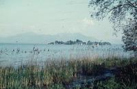 Fraueninsel im Chiemsee, um 1960 HRath/Timeline Images