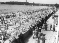 Freibad Wannsee, 1932 Timeline Classics/Timeline Images