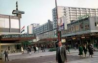 Fußgängerzone in Rotterdam, 1964 Dillo/Timeline Images