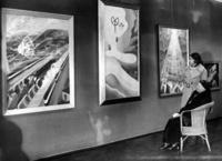Futurismus Ausstellung in Berlin, 1934 Timeline Classics/Timeline Images