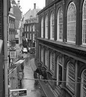 Gasse in Amsterdam, 1966 Juergen/Timeline Images