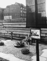 Gedenkstätte in West-Berlin, 1967 tikitu/Timeline Images