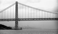 George-Washington-Bridge in New York, 1973 Jürgen Wagner/Timeline Images