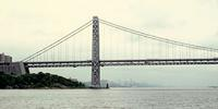 George-Washington-Bridge in New York, 1973 Juergen/Timeline Images