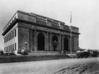 Gerichtsgebäude in Rapid City, 1929 Timeline Classics/Timeline Images