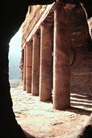 Gerichtshof in Petra, 1984 Czychowski/Timeline Images