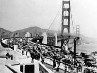 Golden Gate Bridge, 1937 Timeline Classics/Timeline Images