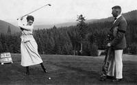 Golf ullstein bild - Robert Sennecke/Timeline Images