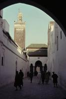 Grabmoschee in Moulay Idriss, 1962 Czychowski/Timeline Images