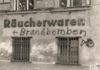 Graffiti in Berlin, 1988 Christel/Timeline Images