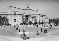 Grand Palais in Paris, 1902 Timeline Classics/Timeline Images