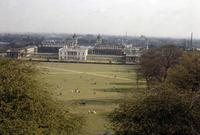 Greenwich Park in London, 1960er Jahre hgra60/Timeline Images
