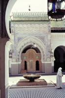 Große Moschee in Fes, 1962 Czychowski/Timeline Images