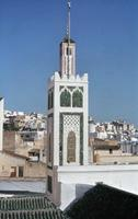 Große Moschee in Tanger, 1962 Czychowski/Timeline Images