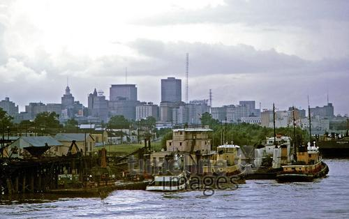 Hafen in New Orleans Raigro/Timeline Images