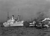 Hamburger Hafen (2), 1934 HRath/Timeline Images