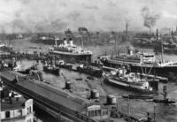 Hamburger Hafen (3), 1934 HRath/Timeline Images