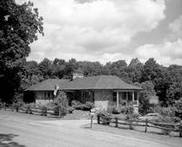 Haus in Maryland, 1962 Juergen/Timeline Images