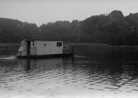 Hausboot bei Berlin, 1915 1Frido2/Timeline Images