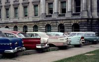 Heck von Autos in Baltimore, 1962 Juergen/Timeline Images