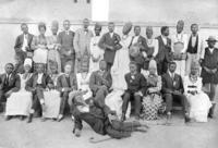Herero-Hochzeit in Windhuk, 1926 Timeline Classics/Timeline Images