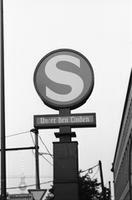 Historisches S-Bahnsymbol Winter/Timeline Images