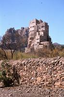 Hochhaus in Wadi Dhar, 1980 Czychowski/Timeline Images