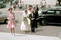 Hochzeit in Bayreuth, 1956 Dillo/Timeline Images