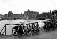 Hollandräder in Amsterdam, 1966 Juergen/Timeline Images