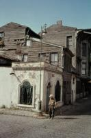 Holzhaus in Istanbul, 1964 Czychowski/Timeline Images