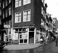 Hotel in Amsterdam, 1966 Juergen/Timeline Images