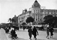 Hotel Negresco in Nizza, 1928 Timeline Classics/Timeline Images